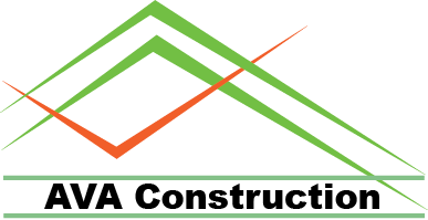 AVA construction site logo